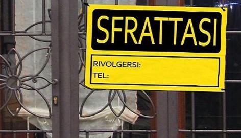 Massa Carrara prima in Toscana per sfratti emessi + 23%