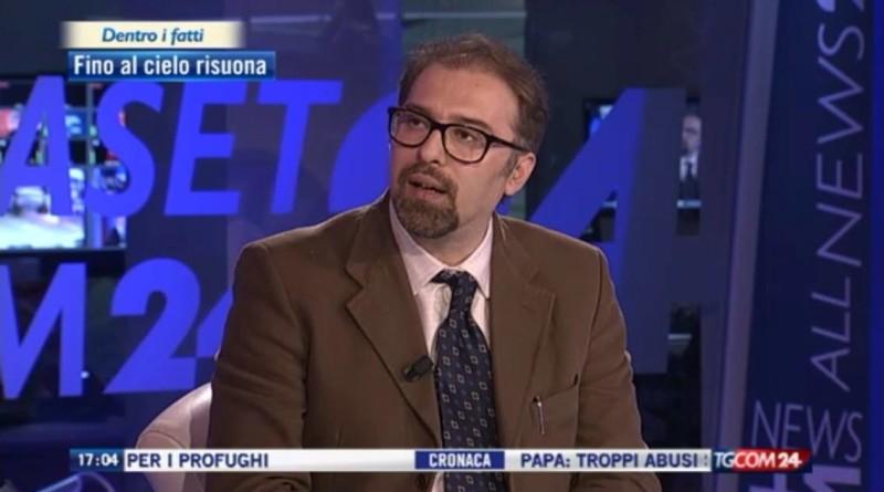 Domenico Panetta fondatore ospite al tgcom24