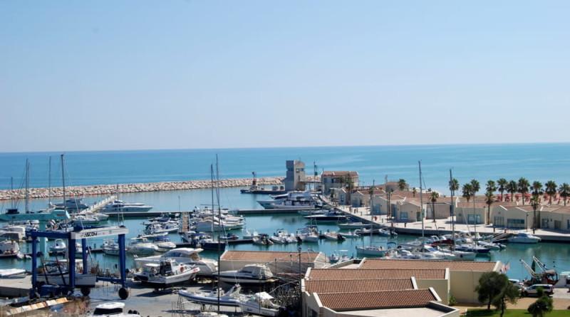 Rodi Garganico, da non perdere la visita al porto turistico.