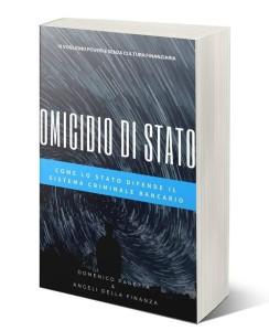 copertina libro omicidio di stato